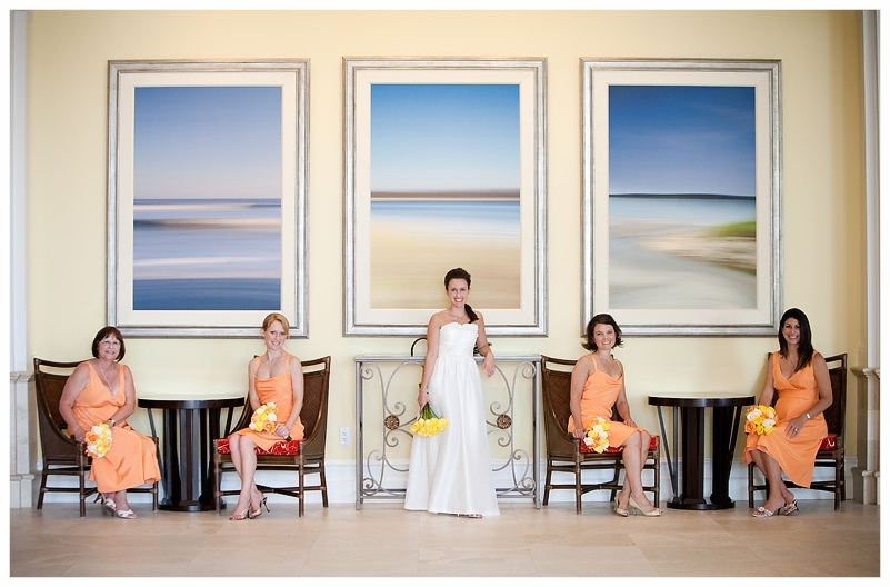 At the Sandpearl Luxury Resort, FL