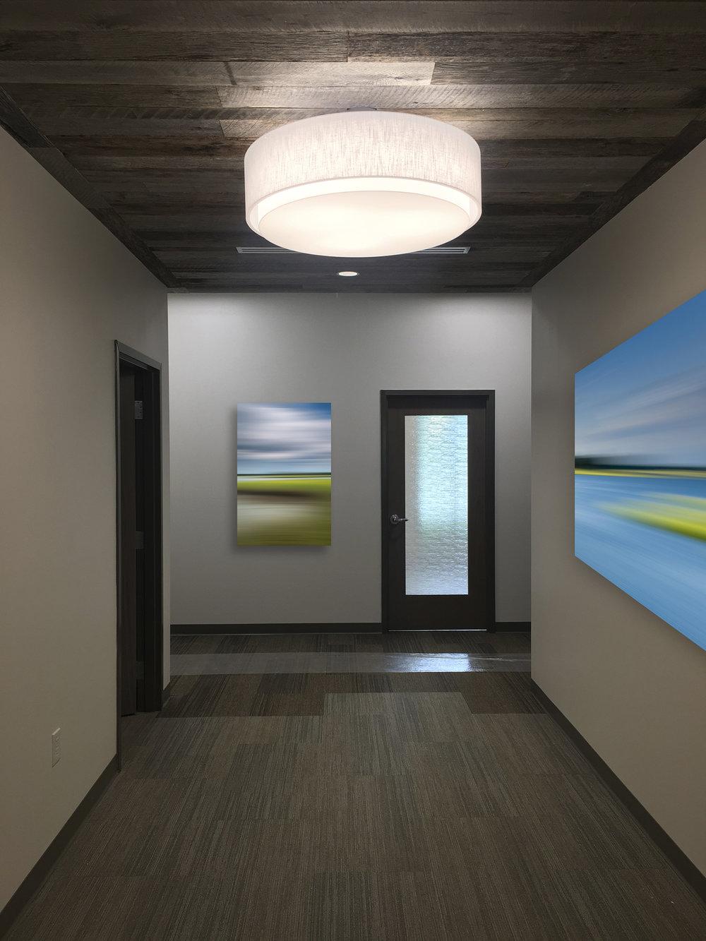 No.23 Scheduling Hallway by Door