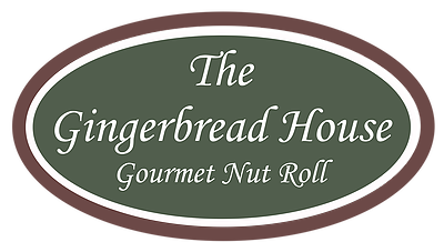 The Gingerbread House Nut Roll