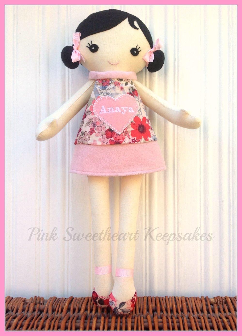 Anaya's Doll