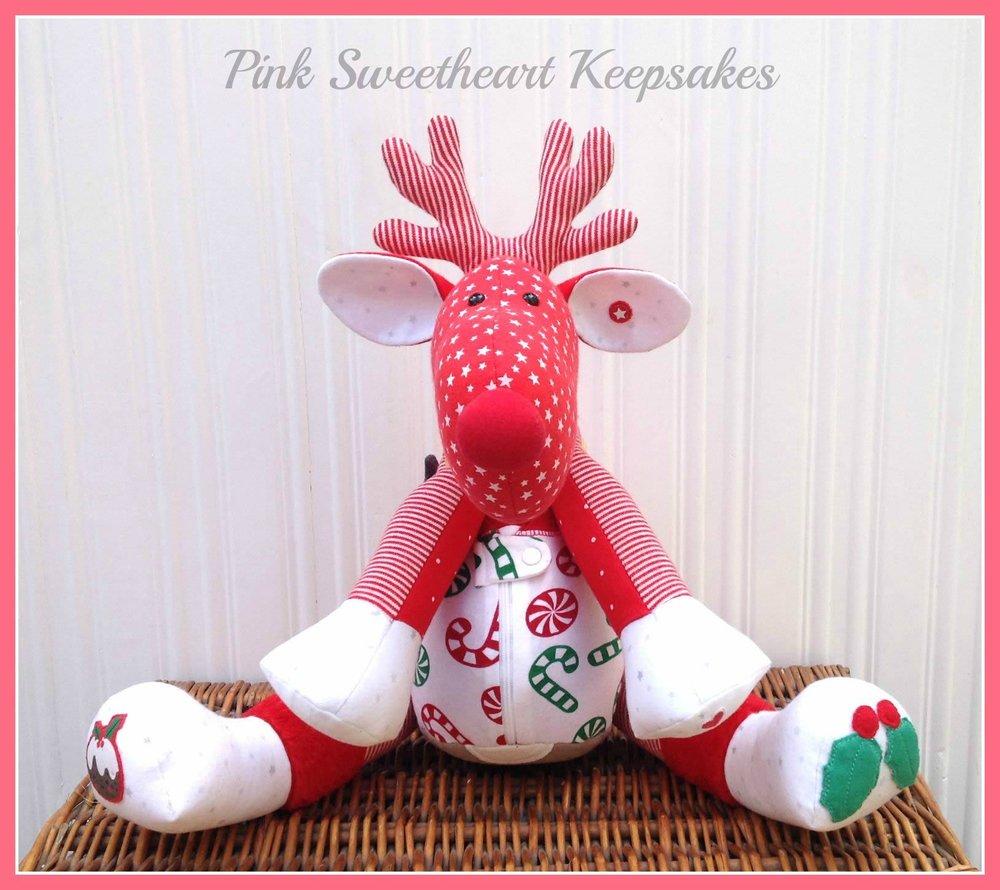 Sophia's Reindeer
