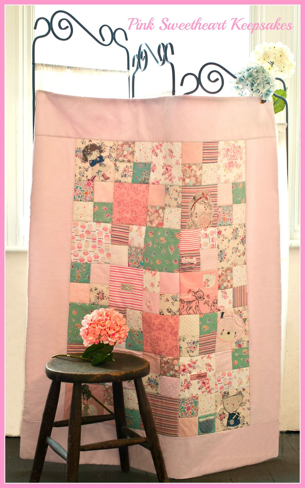 Anaya's Luxury Quilt