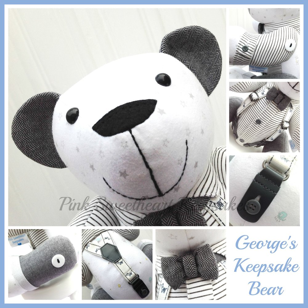 George's Bear -