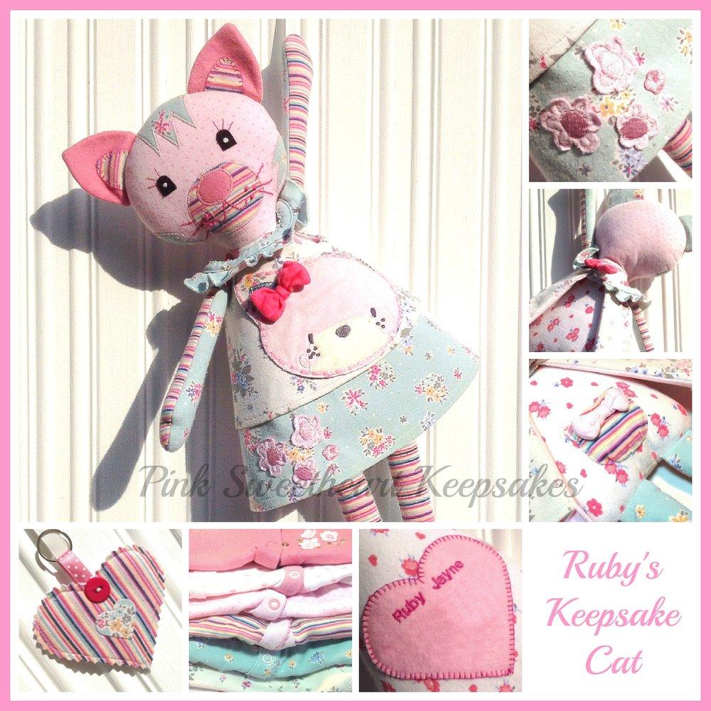 Ruby's Cat -