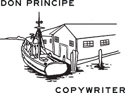 Don Principe / Copywriter