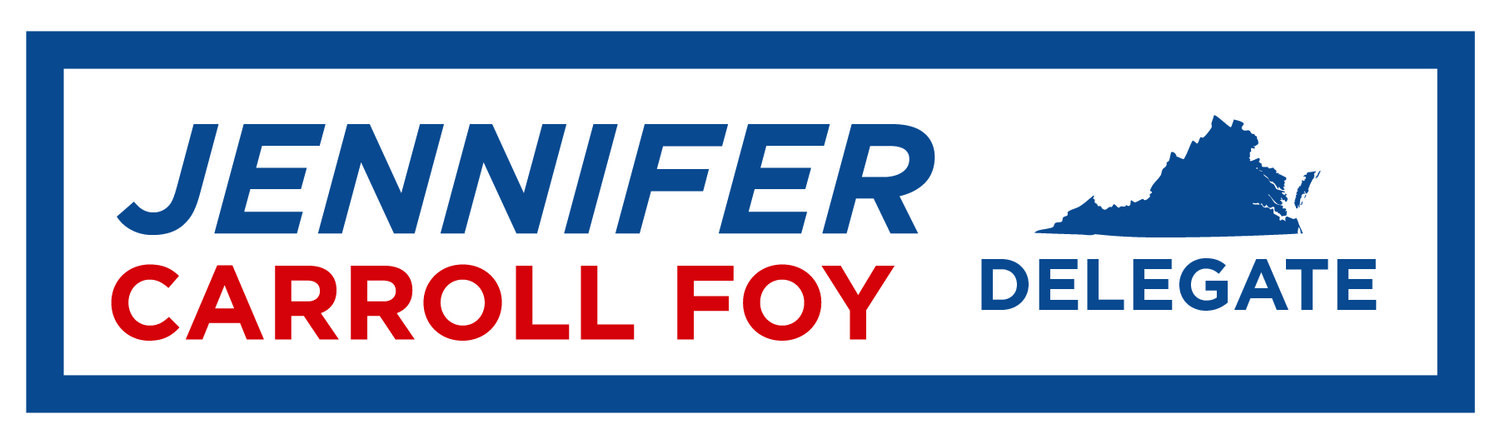 Jennifer Carroll Foy for Virginia Delegate
