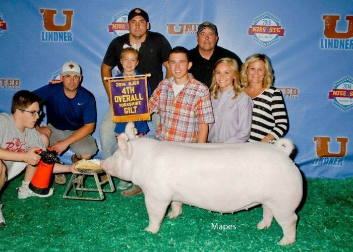 4th Overall York Gilt | NJSS 2016