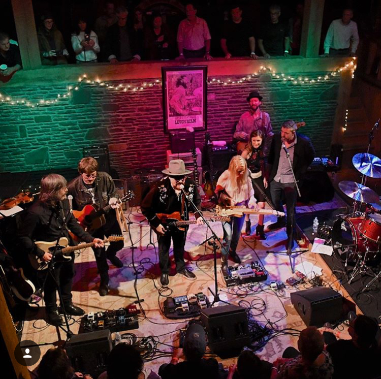The Weight at Levon Helm Studios 6.23.18 - James Rice Photography.jpg