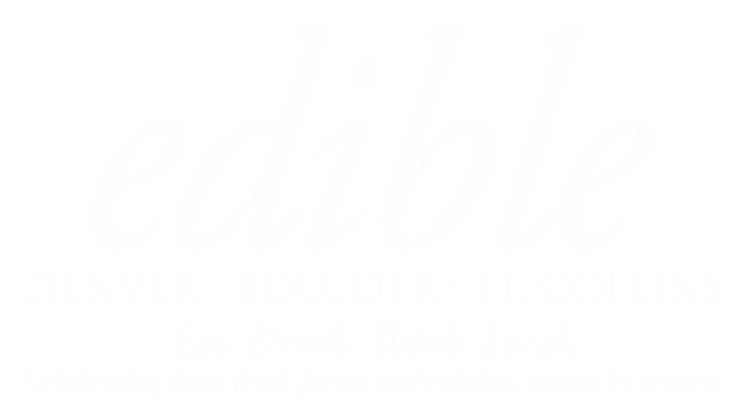 Edible Denver-Boulder-Ft.Collins