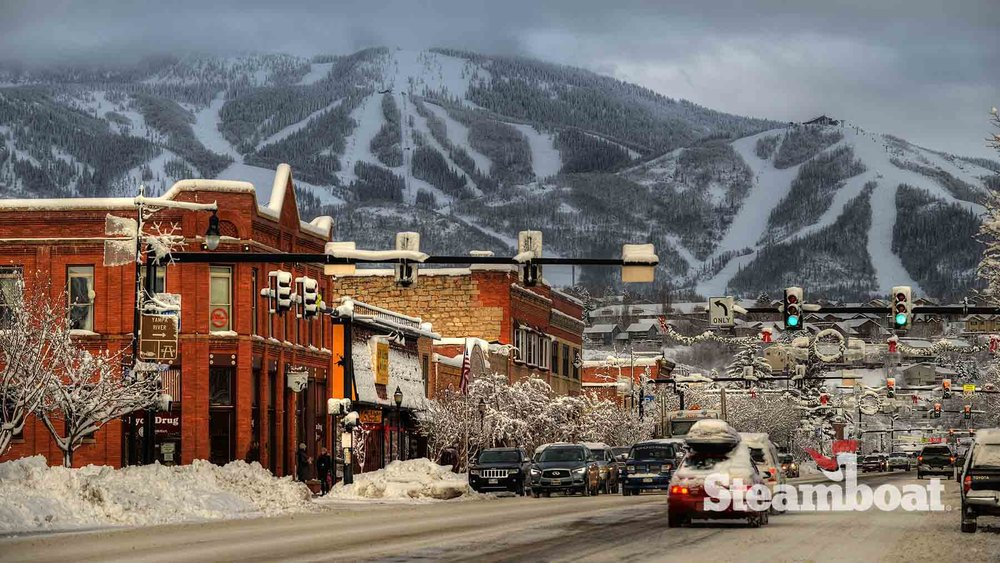 Steamboat Colorado - January 4th - 9th, 2018