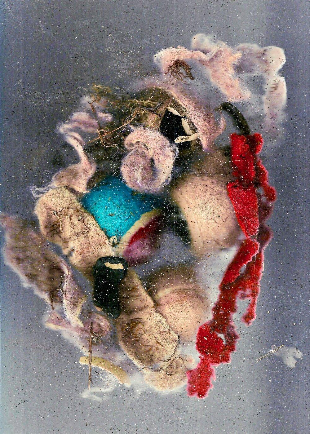 Nest of Tennis Balls