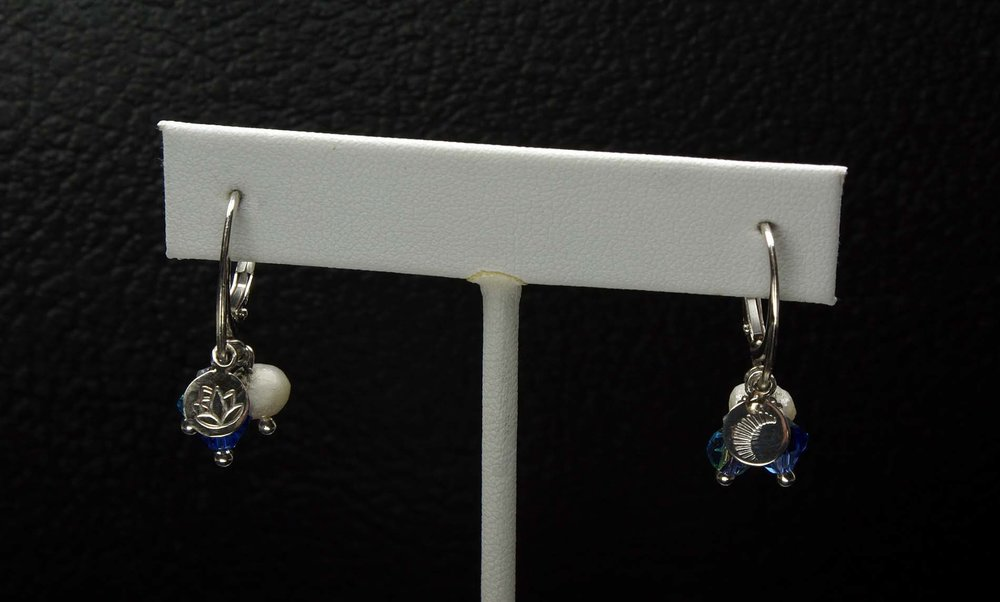 Charm Bracket Earrings