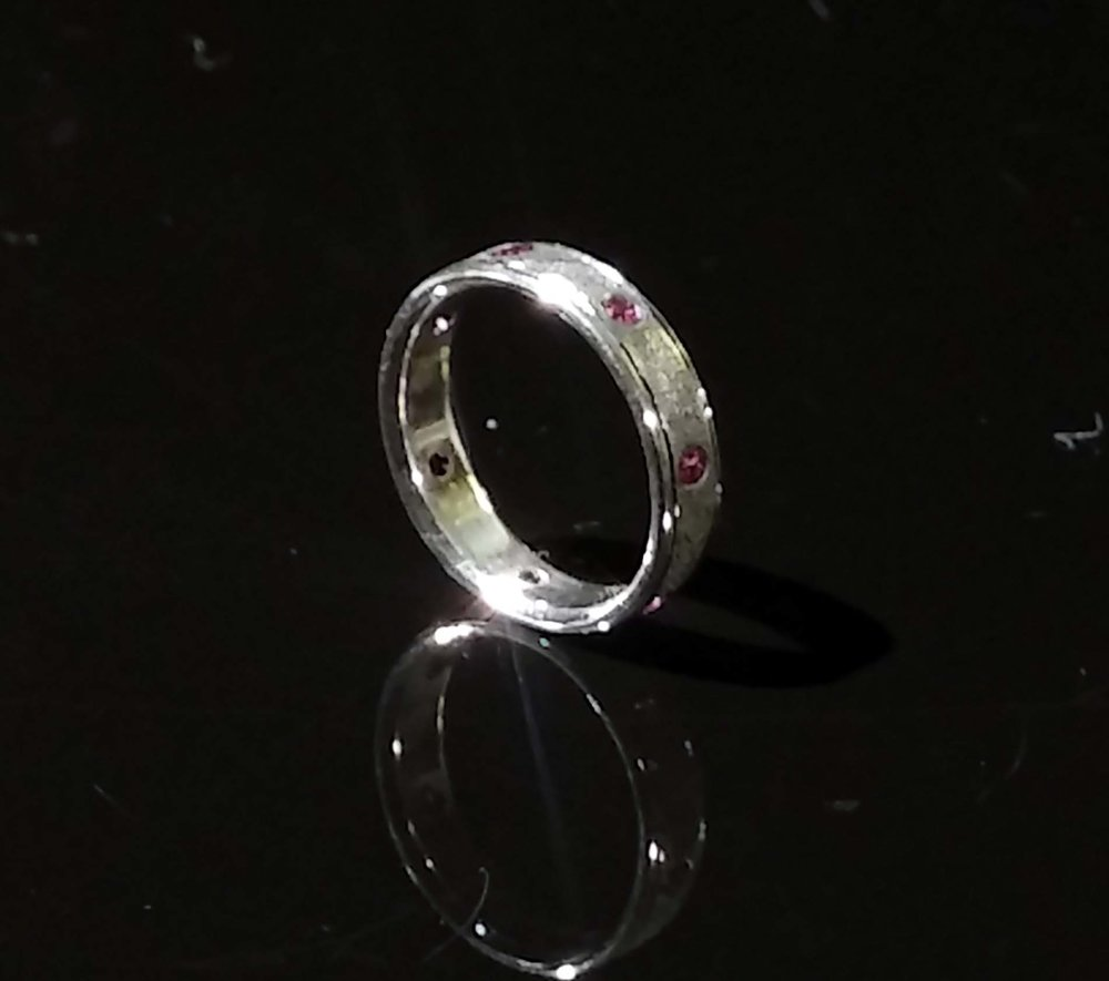 Modified Eternity Ring
