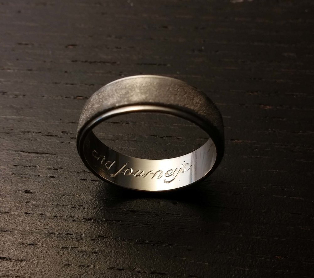 Inside Ring Engraving
