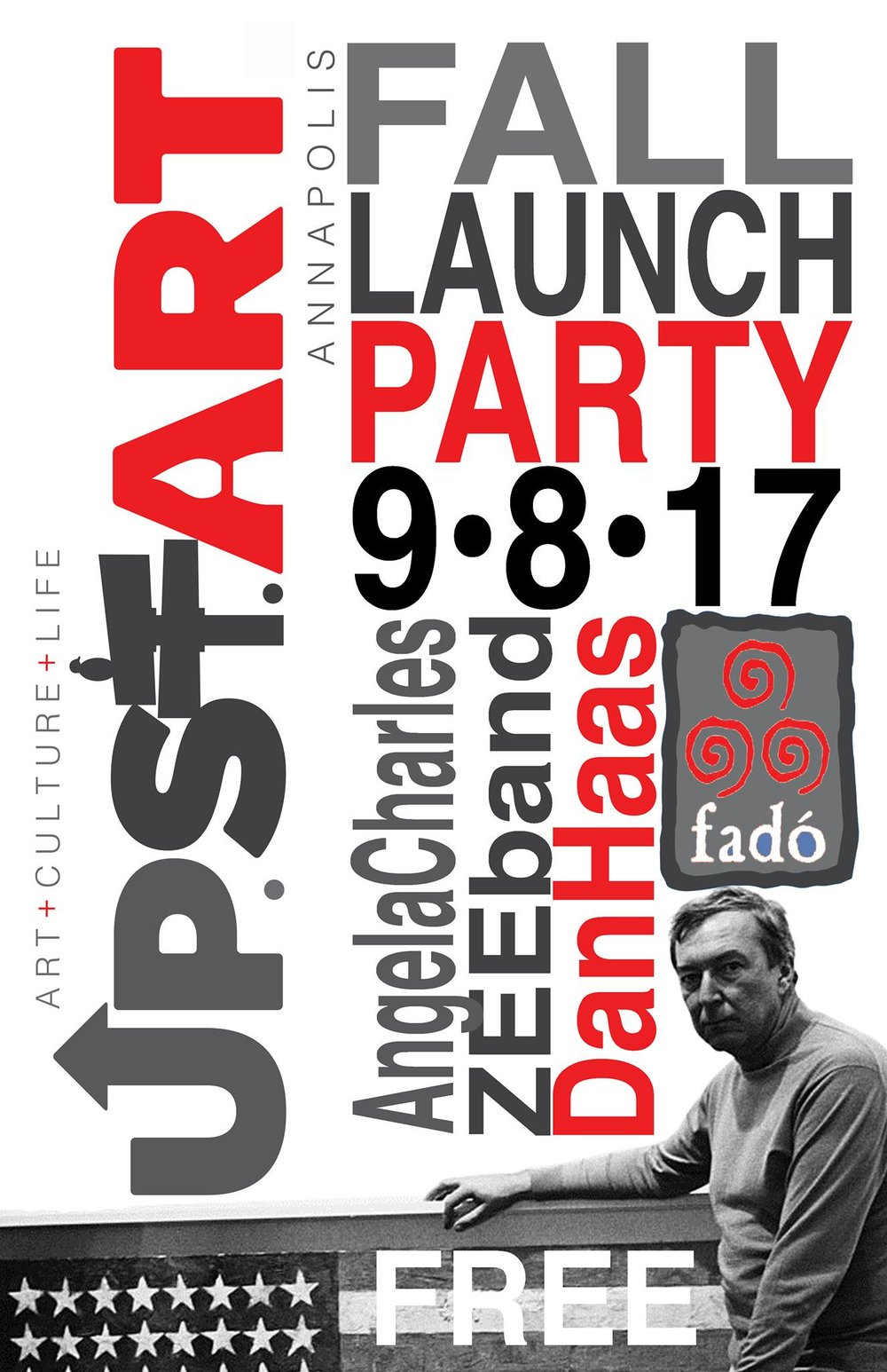 Upstart Magazine Launch Party