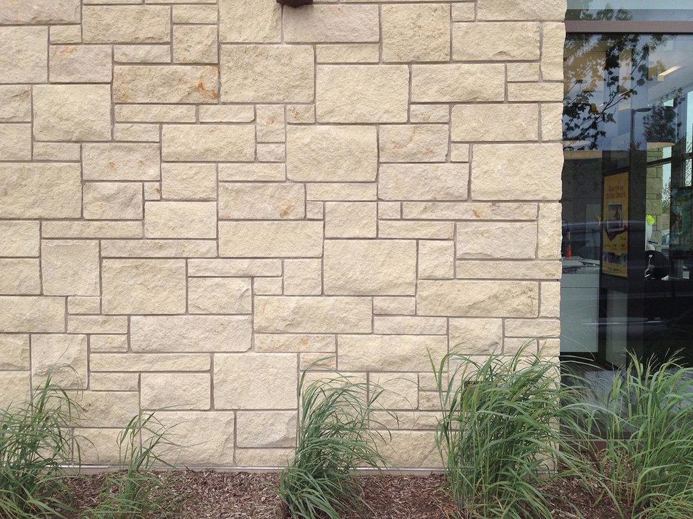 Kansas Limestone - Silverdale