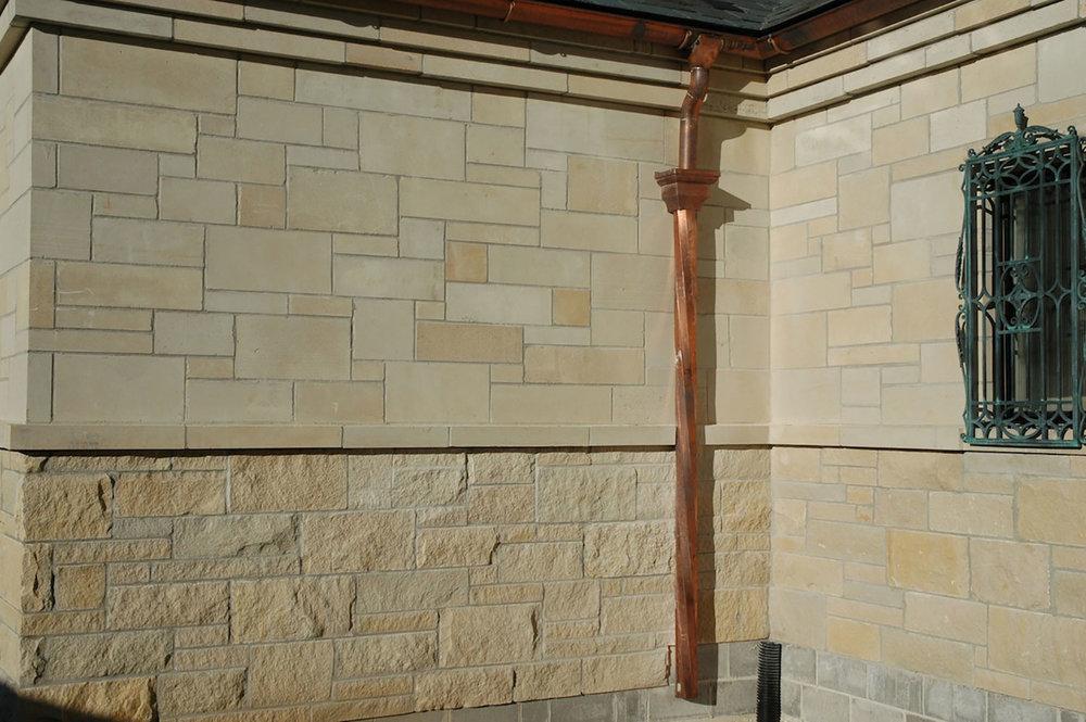 Kansas Limestone -Onaga