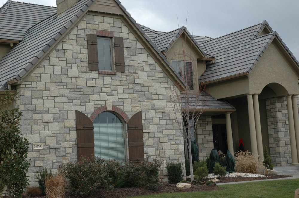 Kansas Limestone - Blend: Cottonwood/Flint Hills Grey