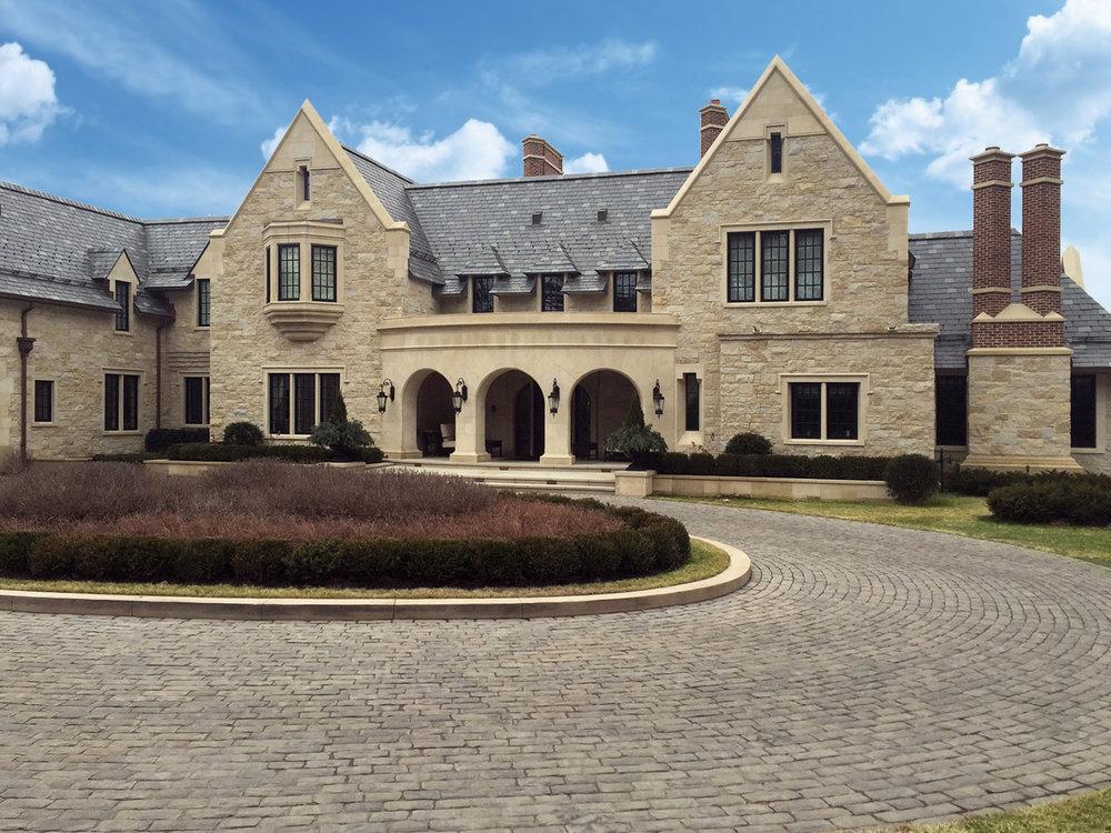 Kansas Limestone - Blend: Cottonwood/Silverdale