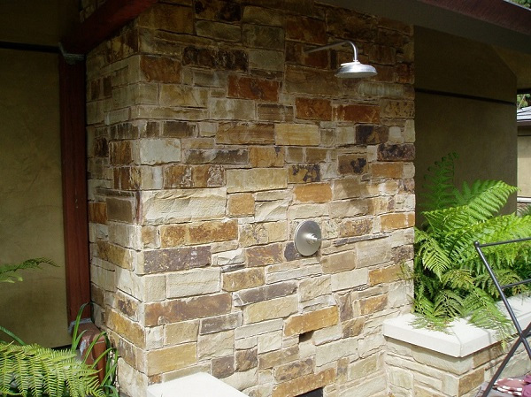 Oklahoma Sandstone - Cameron Brown Squares and Rectangles