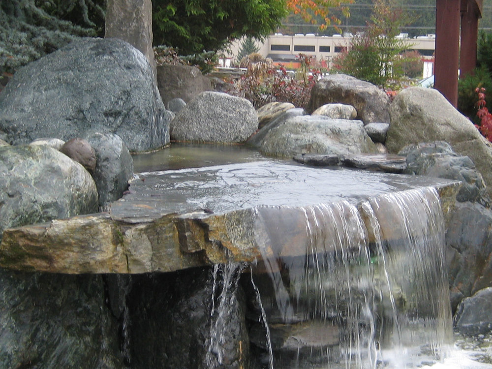 Hardscape - K2 Ocean Pearl: Water Feature