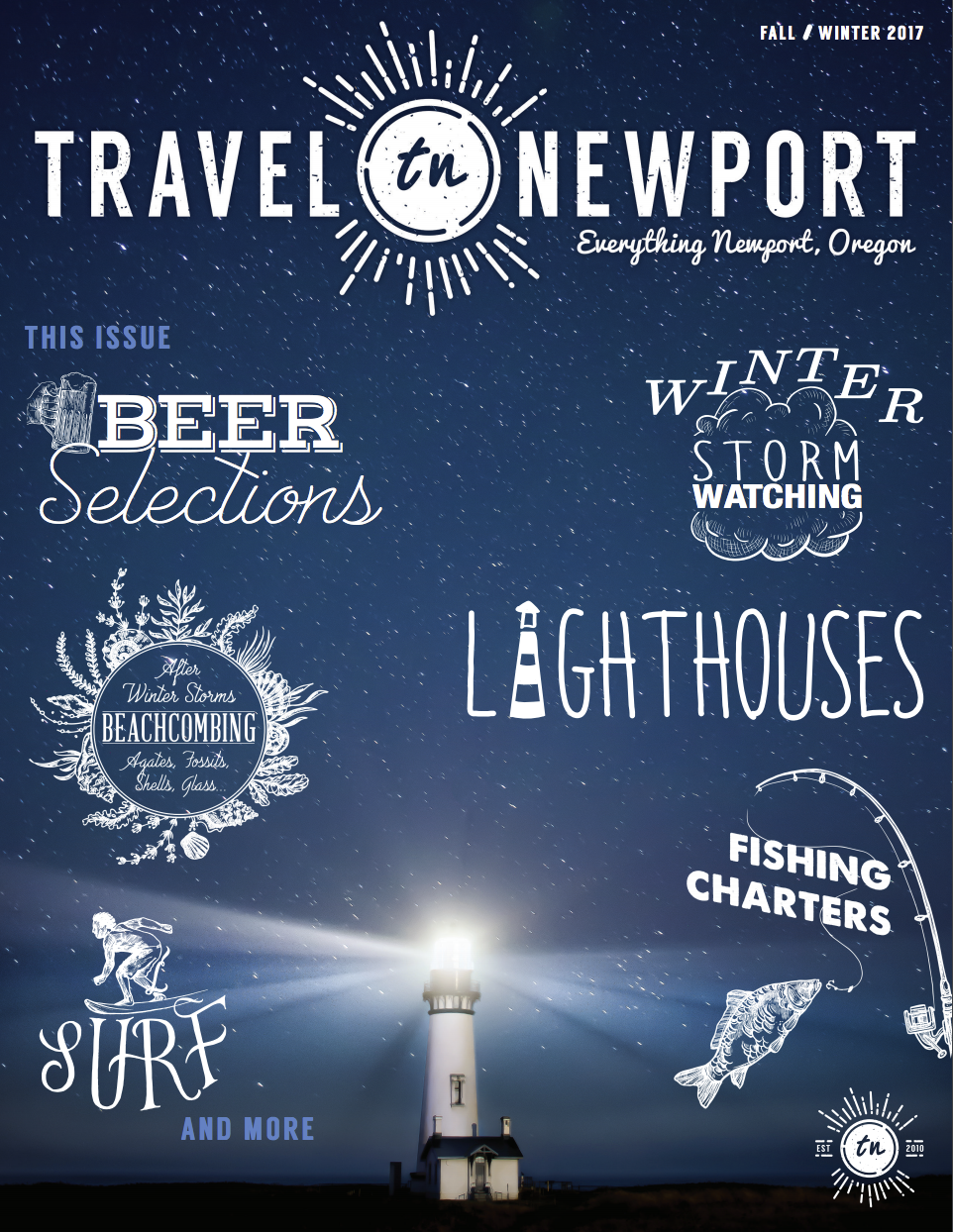 Travel Newport Winter(2017) - Lead Photographer