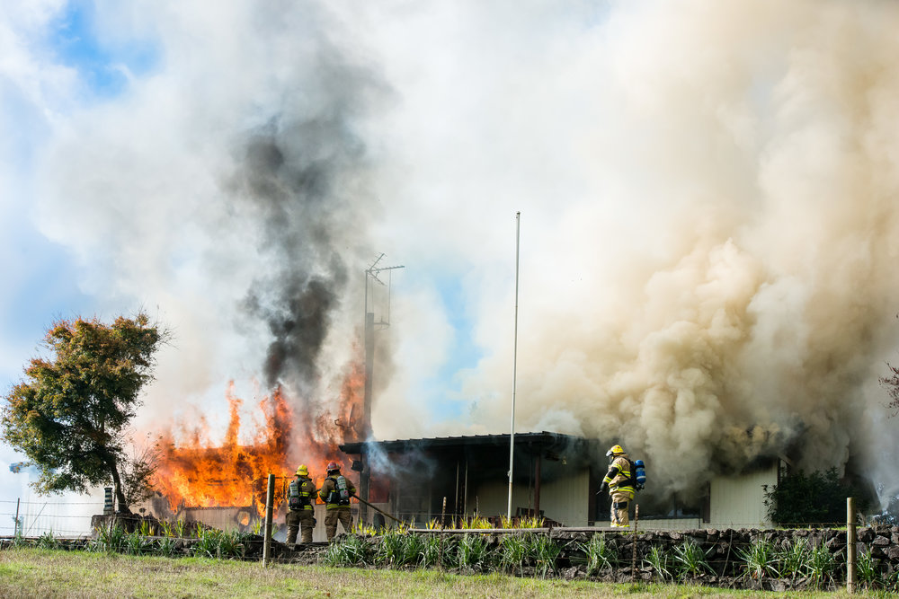 - Personnel from five Lincoln County fire departments battle a rural structure fire at the home of Doris Myers on Friday, Nov. 3. Rural fires makeup about a third of the calls county fire crews respond to and can strain the resources of small, volunteer departments.