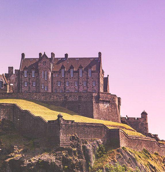 England, Scotland & Ireland -