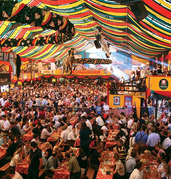 Oktoberfest in Germany -