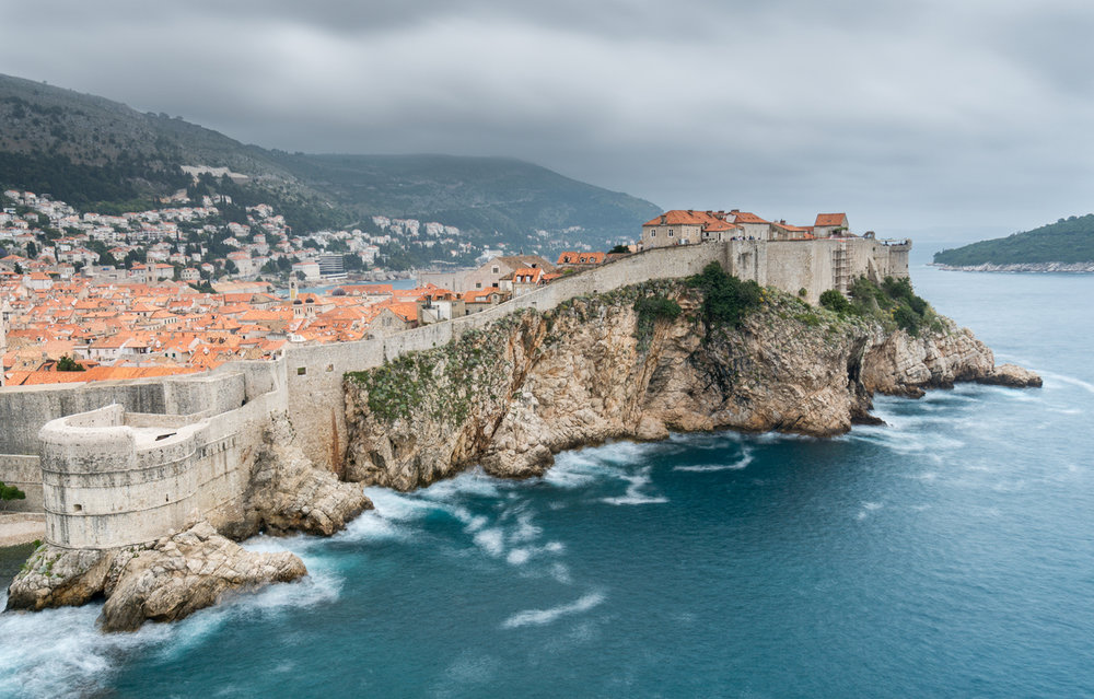Dubrovnik, Croatia or...King's Landing?