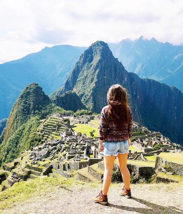 Machu Picchu c/o Sarah Arnold
