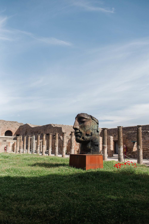 Photo by Allison Eding, Pompeii