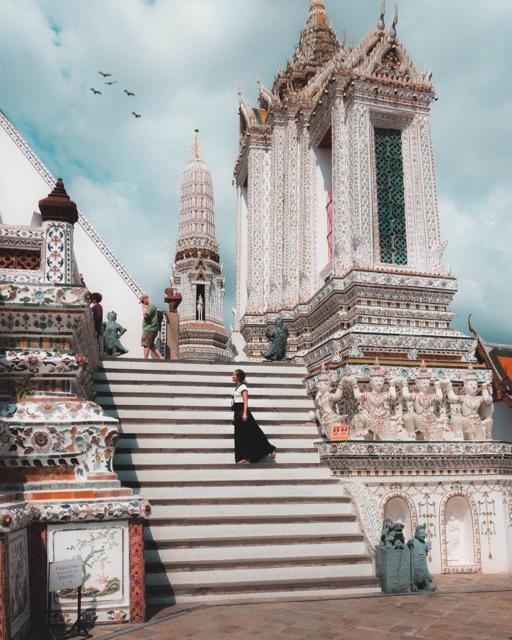 Photo by Adrienne Finch, Thailand.