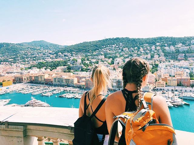 When you think you're such a Chandler, but it turns out you're a Monaco 🇲🇨(📷 Emma Nelson)