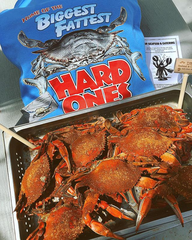 yeah, you read that right!!! 😂🦀