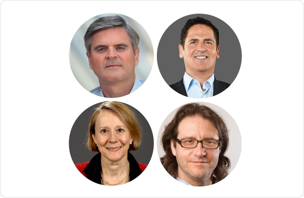 Launch of New Innovation Fund Backed by Steve Case, Mark Cuban, Esther Dyson, and Brad Feld - April 2012