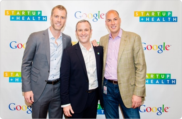 Google Partners With StartUp Health on