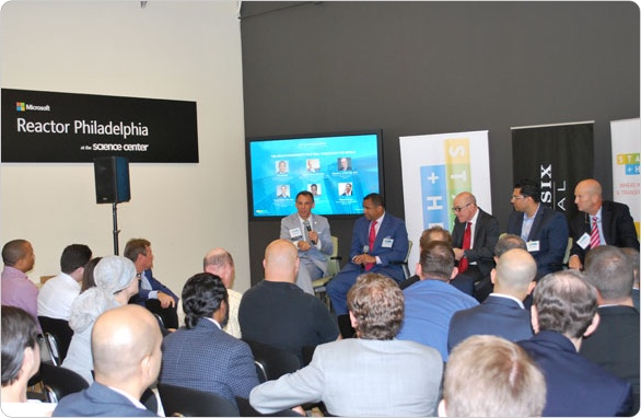 StartUp Health Hosts Transformer Series at Philadelphia's Microsoft Innovation Center During the Democratic National Convention - July 2016