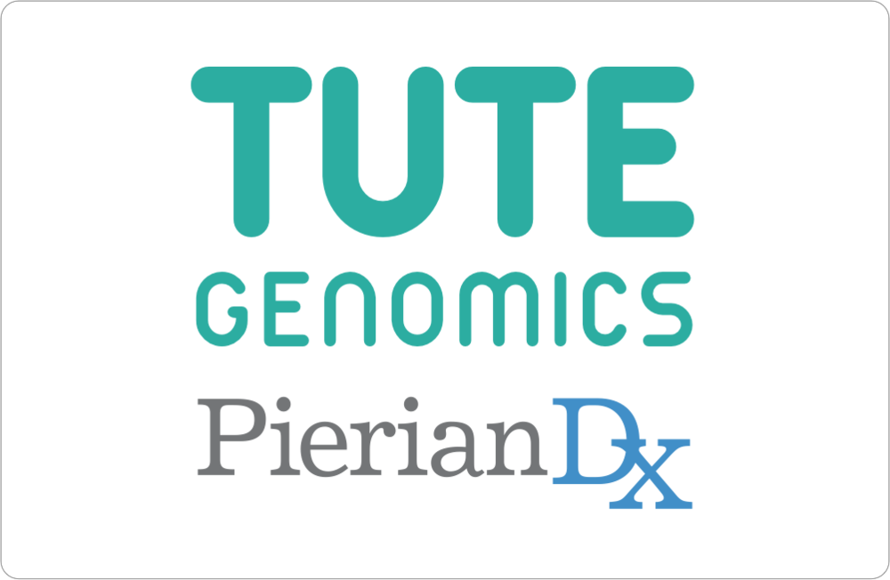 PierianDx Acquires StartUp Health Company Tute Genomics - October 2016