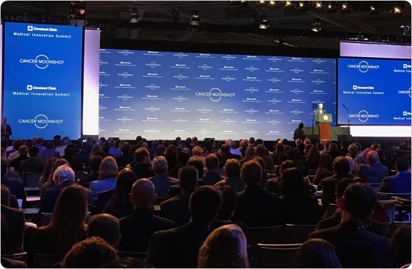 StartUp Health's Health Transformer Showcase and VP Biden Kick Off Cleveland Clinic Medical Innovation Summit - October 2016