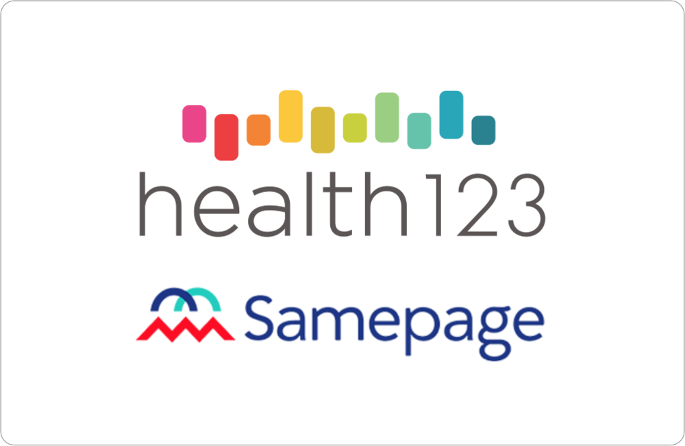 Samepage Acquires StartUp Health Company Health123 - January 2017