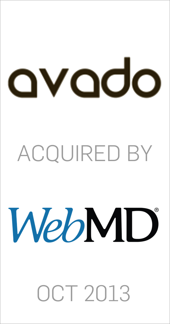 Avado acquired by WebMD