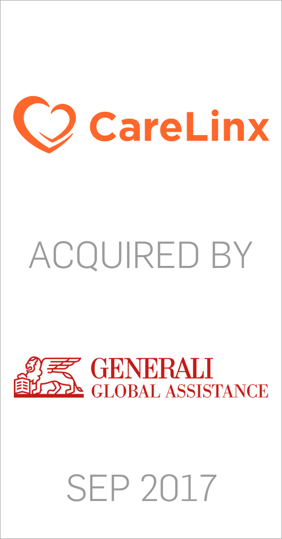 CareLinx acquired by Generali