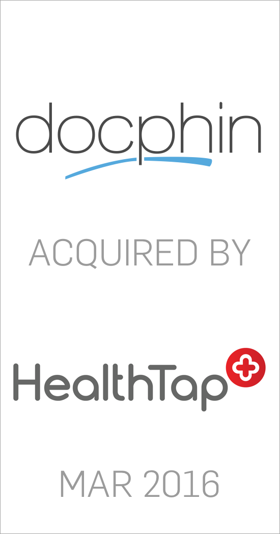 Docphin acquired by HealthTap