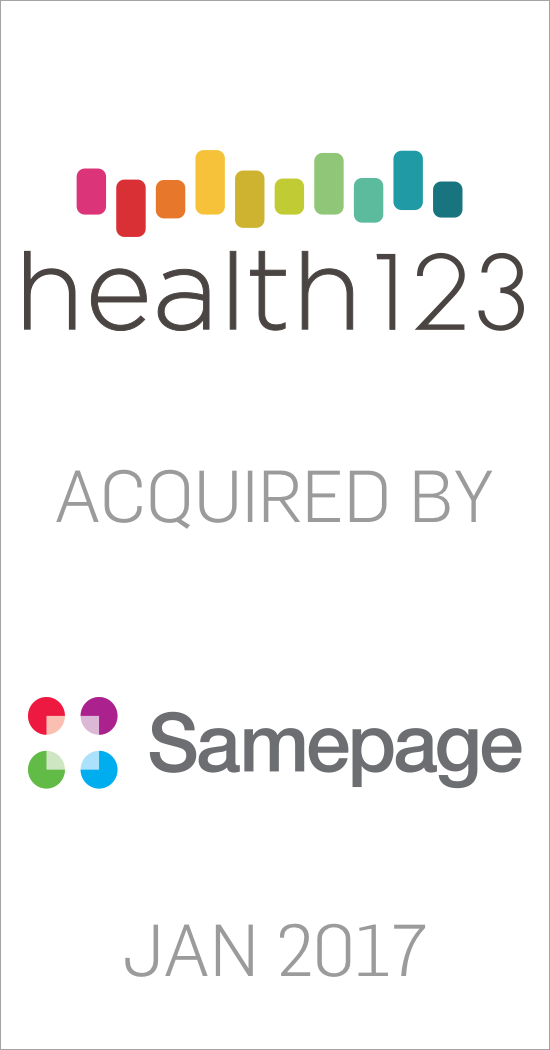 Health123 acquired by Samepage