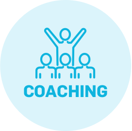 Mindset-focused Coaching  Quarterly Workshops  Expert Office Hours
