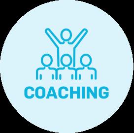 Mindset-focused coaching  Quarterly Workshops  Expert feedback sessions