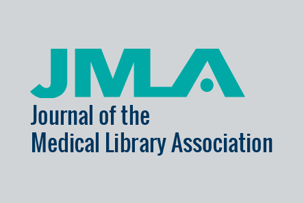 Journal of the Medical Library Association Reviews DocphinApr. 01, 2014 - Apr. 01, 2014