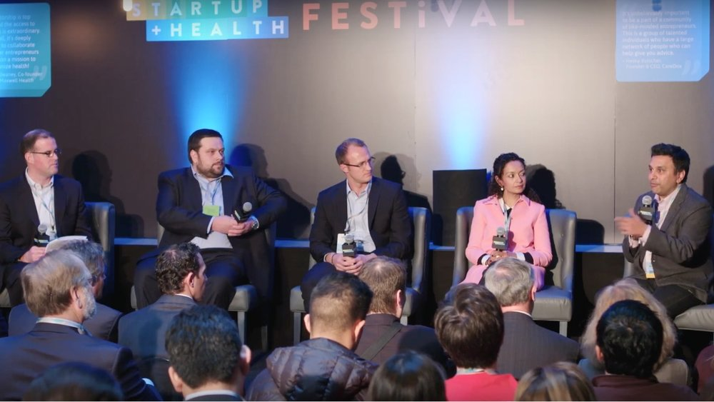 How to Build a Billion Dollar Digital Health Business - Apr. 27, 2016