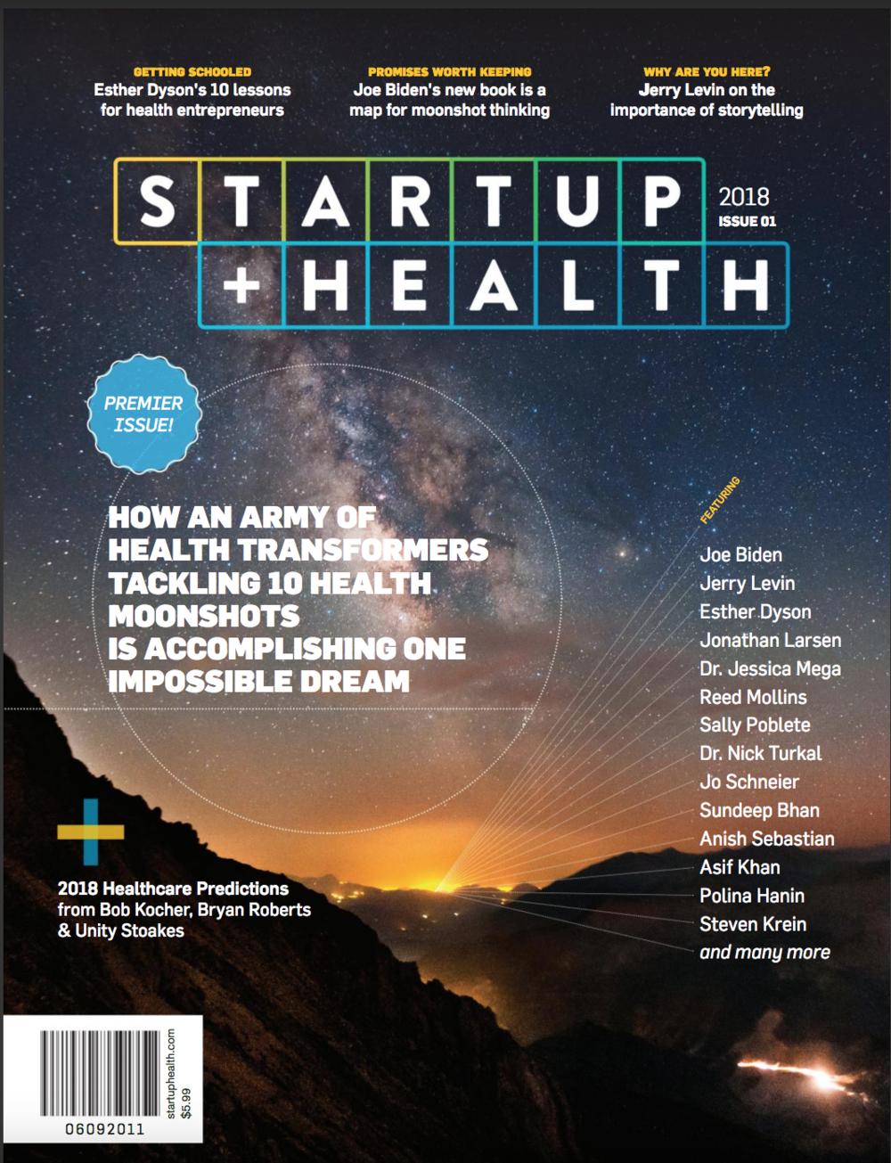 StartUp Health Magazine